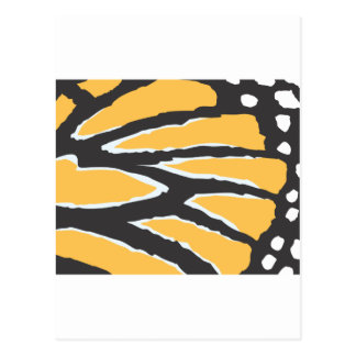 Monarch Butterfly Wing Post Cards