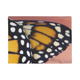 Monarch Butterfly Wings Doormat