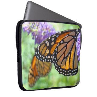 Monarch Butterfly Wings Electronics Laptop sleeves