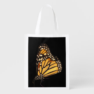 Monarch Butterfly Market Totes