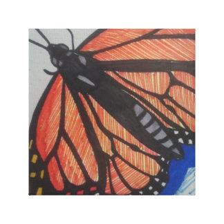 monarch canvas canvas print