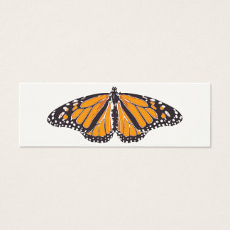 Monarch Challenge-Skinny Business Card