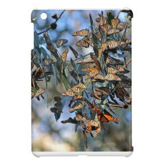 Monarch Cluster iPad Mini Cover