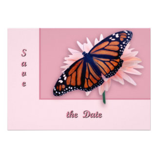 Monarch Custom Invitation