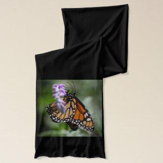 Monarch Danaus Plexippus Scarf