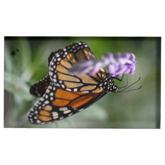 Monarch Danaus Plexippus Table Card Holder