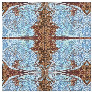 Monarch Design Kaleidoscope Fabric