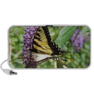 Monarch doodle travelling speaker