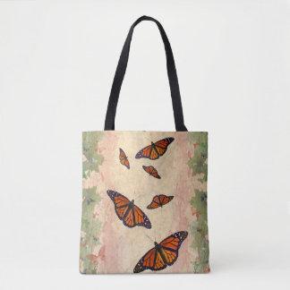 Monarch Garden Gift Bag