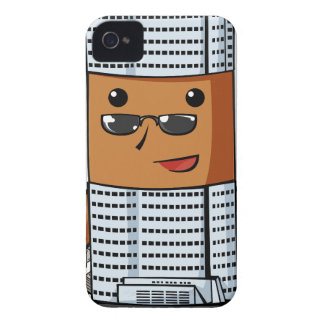 Monarch Hills English story Roppongi Hills Tokyo iPhone 4 Case-Mate Cases