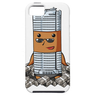 Monarch Hills English story Roppongi Hills Tokyo Tough iPhone 5 Case