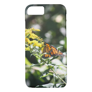Monarch in the summer. iPhone 7 case