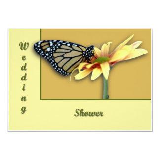 Monarch 13 Cm X 18 Cm Invitation Card