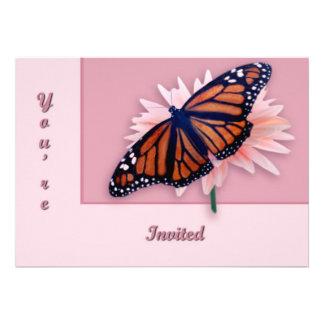 Monarch Invitation