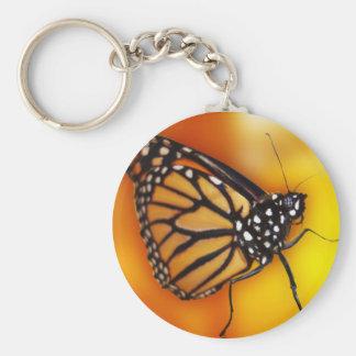 Monarch Key Ring Basic Round Button Key Ring