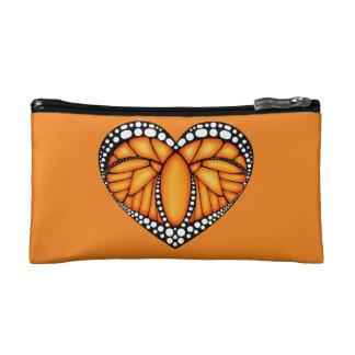 Monarch Love Makeup Bags
