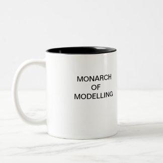 MONARCH OF MODELLING Coffee Mug