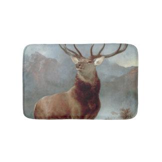 Monarch of the Glen, 1851 Bath Mat