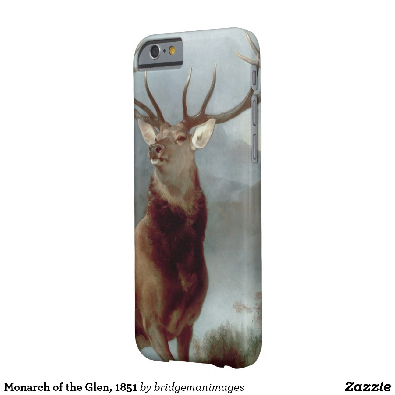 create iphone case monarch of the glen 1851 barely there iphone 6 zazzle 1851