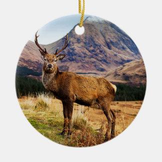 Monarch of the Glen Ornament