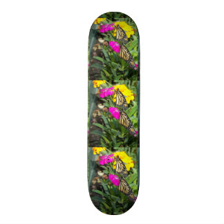Monarch Twins #2-skateboard