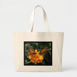 Monarchs Jumbo Tote Bag