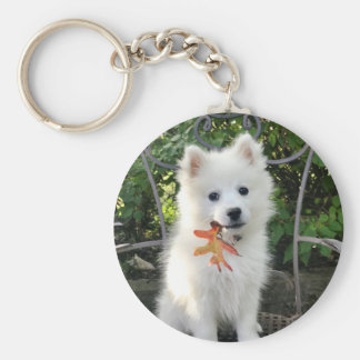 MONA'S DESIGNS KEY RING