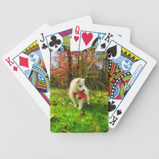 MONA'S LEAF BICYCLE PLAYING CARDS