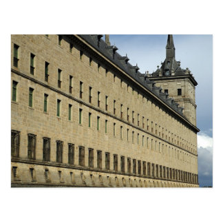 Monasterio de San Lorenzo del Escorial Postcard