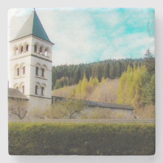 Monastery coaster 2