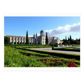 Monastery Hieronymites Postcard