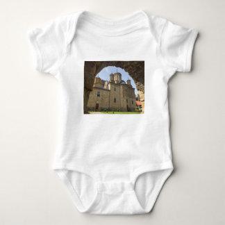 Monastery in Serbia Baby Bodysuit