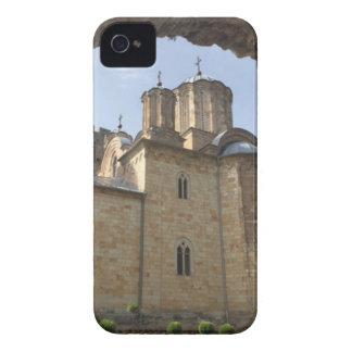 Monastery in Serbia iPhone 4 Case-Mate Case