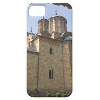 Monastery in Serbia iPhone 5 Case