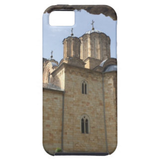 Monastery in Serbia iPhone 5 Cover