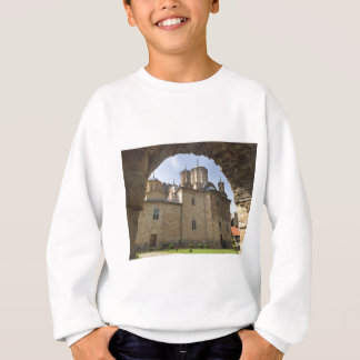 Monastery in Serbia Sweatshirt