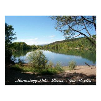 Monastery Lake, New Mexico Postcard