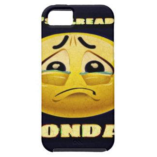 Monday Blues iPhone 5 Case