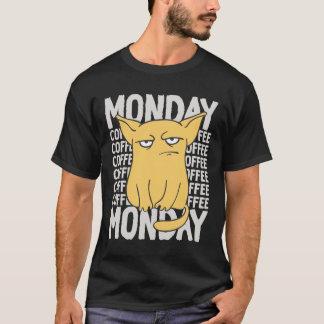 Monday Checklist (Coffee, Coffee, Coffee...) T-Shirt