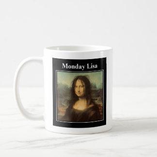 Monday Lisa Mug