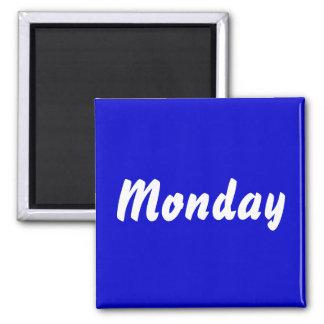 Monday Magnet