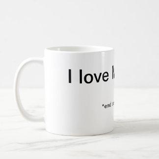 Monday Sarcasm Coffee Mugs