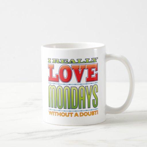 Mondays Love Mug