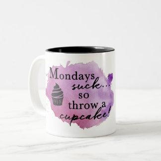 Mondays Suck Mug