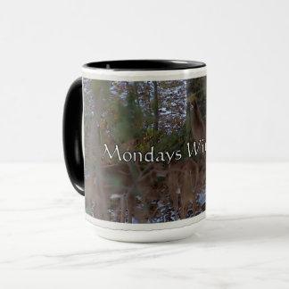 Mondays With Mom Mug