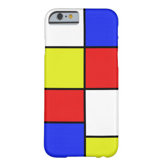 Mondriaan #19 barely there iPhone 6 case