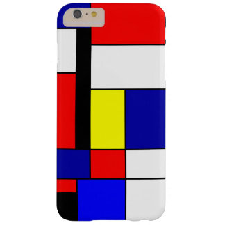 Mondrian #42 barely there iPhone 6 plus case