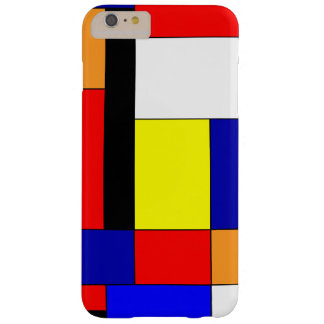 Mondrian #9 barely there iPhone 6 plus case
