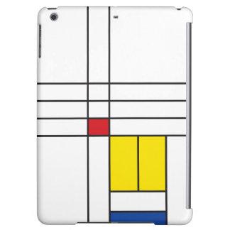Mondrian Minimalist De Stijl Modern Art Simple