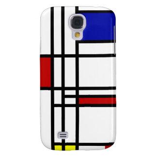 Mondrian Modern Art HTC Vivid / Raider 4G Cover